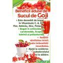 GOJI Suc Natural Neindulcit 100% BIO 330ml