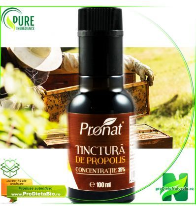 PROPOLIS tinctura super concentrată 100 ml